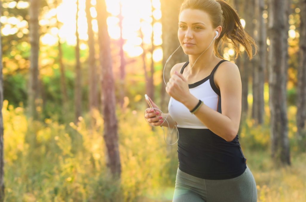 exercise to take care of your physical and mental health