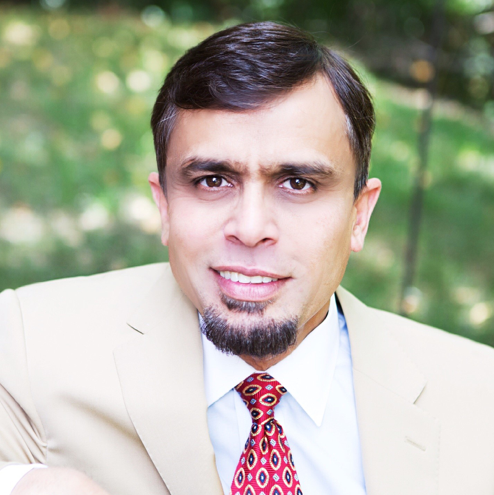 Dr. Shahzad Hashmi is the chief medical officer of Salveo Integrative Health